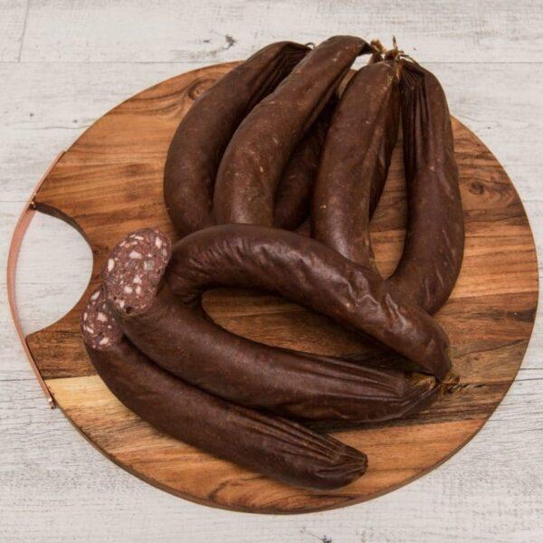 Schwartzwurst (Black Pudding)
